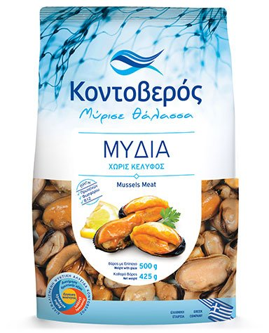 MUSSELS MEAT (500g) - 2