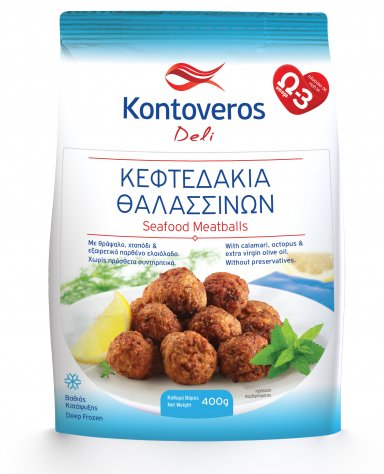 SEAFOOF MEAT BALS (400g) - 1